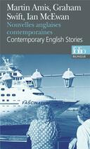 Couverture du livre « Contemporary english stories » de Amis/Swift/Mcewan aux éditions Gallimard