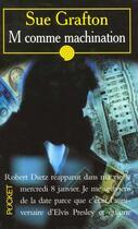 Couverture du livre « M Comme Machination » de Sue Grafton aux éditions Pocket