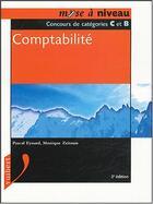Couverture du livre « Comptabilite » de M Zeitoun et P Eynard aux éditions Vuibert