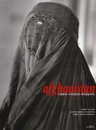 Couverture du livre « Afghanistan » de Velter/Bahodine aux éditions Marval