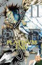 Couverture du livre « Platinum end T.11 » de Takeshi Obata et Tsugumi Ohba aux éditions Kaze