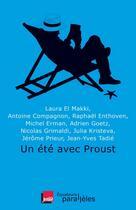 Couverture du livre « Un été avec Proust » de Collectif aux éditions Des Equateurs