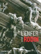 Couverture du livre « L'enfer selon Rodin » de Collectif aux éditions Norma