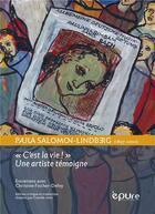 Couverture du livre « Paula salomon-lindberg, 1897-2000 -