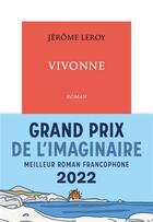 Couverture du livre « Vivonne » de Jerome Leroy aux éditions Table Ronde