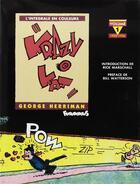 Couverture du livre « Krazy kat t.1 ; 1935-1936 » de George Herriman aux éditions Futuropolis