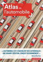 Couverture du livre « Atlas de l'automobile » de Jean-Francois Doulet aux éditions Autrement