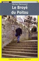 Couverture du livre « Le broyé du Poitou » de Michel Renouard aux éditions Gisserot