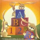 Couverture du livre « Abc 123 » de Marie-Francoise Peters aux éditions Lipokili