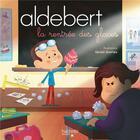 Couverture du livre « Aldebert raconte - la rentree des glaces / livre cd » de Aldebert aux éditions Hachette Enfants