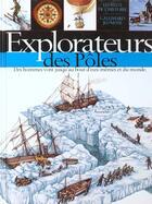 Couverture du livre « Explorateurs des poles » de Bramwell aux éditions Gallimard-jeunesse