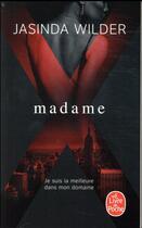Couverture du livre « Madame X » de Jasinda Wilder aux éditions Lgf