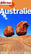 Couverture du livre « GUIDE PETIT FUTE ; COUNTRY GUIDE ; Australie (édition 2013) » de Collectif Petit Fute aux éditions Petit Fute