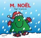 Couverture du livre « Monsieur Noël » de Roger Hargreaves aux éditions Hachette Jeunesse