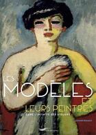 Couverture du livre « Les modèles et leurs peintres » de Olivier Renault aux éditions Parigramme
