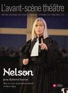 Couverture du livre « REVUE L'AVANT-SCENE THEATRE ; Nelson » de Jean-Robert Charrier aux éditions Avant-scene Theatre