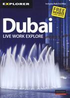 Couverture du livre « **Dubai** » de Collectif aux éditions Explorer