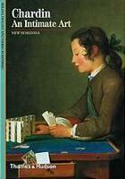 Couverture du livre « Chardin an intimate art (new horizons) » de Helene Prigent aux éditions Thames & Hudson