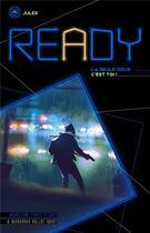 Couverture du livre « Ready - jules - la seule issue, c'est toi » de Madeleine Feret-Fleury aux éditions Hachette Romans
