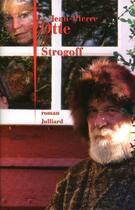 Couverture du livre « Strogoff » de Jean-Pierre Otte aux éditions Julliard
