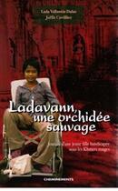 Couverture du livre « Lada Une Orchidee Sauvage » de Lada Valentin-Dulac aux éditions Cheminements