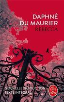 Couverture du livre « Rebecca » de Daphne Du Maurier aux éditions Lgf