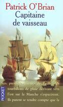 Couverture du livre « Capitaine De Vaisseau » de Patrick O'Brian aux éditions Pocket