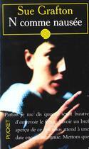 Couverture du livre « N Comme Nausee » de Sue Grafton aux éditions Pocket