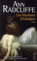 Couverture du livre « Les mystères d'Udolpho » de Ann Radcliffe aux éditions Archipel