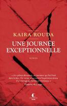 Couverture du livre « Une journée exceptionnelle » de Kaira Rouda aux éditions Charleston