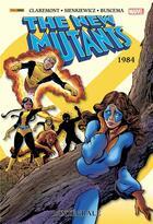 Couverture du livre « The New Mutants ; INTEGRALE VOL.2 ; 1984 » de Bill Sienkiewicz et Chris Claremont et Sal Buscema aux éditions Panini