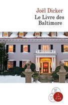 Couverture du livre « Le livre des baltimore » de Joel Dicker aux éditions A Vue D'oeil