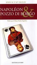 Couverture du livre « Napoléon et pozzo di borgo » de John Mcerlean aux éditions Editions De Paris