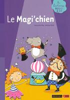 Couverture du livre « Le magi'chien » de Samantha Hay aux éditions Rouge Et Or