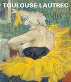 Couverture du livre « Toulouse-Lautrec » de Anne Roquebert aux éditions Citadelles & Mazenod