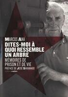 Couverture du livre « Dîtes-moi à quoi ressemble un arbre ; mémoires de prison et de vie » de Marcos Ana aux éditions Aden Belgique