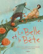 Couverture du livre « La Belle et la Bête » de Jeanne-Marie Leprince De Beaumont et Manuella Andreani aux éditions L'imprevu