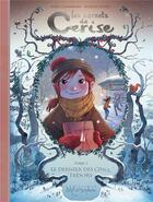 Couverture du livre « Les carnets de Cerise T.3 ; le dernier des cinq trésors » de Joris Chamblain et Aurelie Neyret aux éditions Soleil