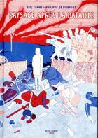 Couverture du livre « Paysage après la bataille » de Eric Lambe et Philippe De Pierpont aux éditions Actes Sud