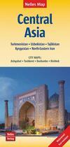 Couverture du livre « Asie centrale » de  aux éditions Nelles