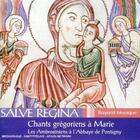 Couverture du livre « Salve regina » de Ambrosiniens aux éditions Adf - Bayard Musique