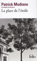 Couverture du livre « La place de l'étoile » de Patrick Modiano aux éditions Gallimard