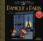 Couverture du livre « Panique à Paris » de Laurent Audouin et Fanny Joly aux éditions Sarbacane