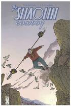 Couverture du livre « The shaolin cowboy » de Dave Stewart et Geof Darrow aux éditions Glenat Comics