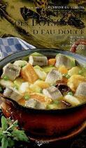 Couverture du livre « La cuisine des poissons d'eau douce » de Vincent Allard aux éditions De Vecchi