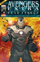 Couverture du livre « Avengers extra N.1 ; Iron Man 2.0 » de Collectif aux éditions Panini Comics Mag