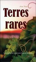 Couverture du livre « Terres rares ; une enquête du commissaire Cyprien Bonassieu » de Jean Tuan aux éditions Clc Editions