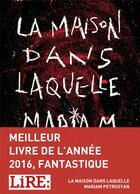 Couverture du livre « La maison dans laquelle » de Mariam Petrosyan aux éditions Monsieur Toussaint Louverture