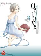 Couverture du livre « Octave T.3 » de Haru Akiyama aux éditions Taifu Comics