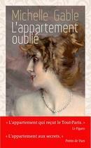 Couverture du livre « L'appartement oublié » de Michelle Gable aux éditions Des Falaises